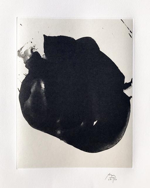 , 'Nocturne II,' 1987, Eckert Fine Art