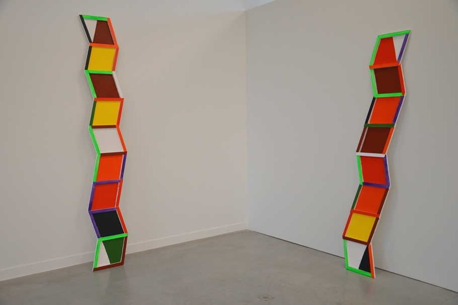 Jessica Warboys. Drift Grid, 2014 (c) M - Museum Leuven