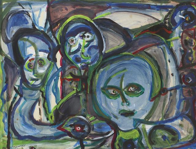 , 'The Ones Around One,' ca. 1995, Spanierman Modern