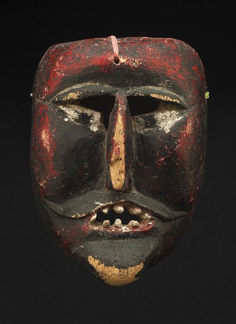 Unknown Artist, 'Mexico - Moor or Negrito Mask, Possibly Veracruz', Late 20th C., Cavin-Morris Gallery