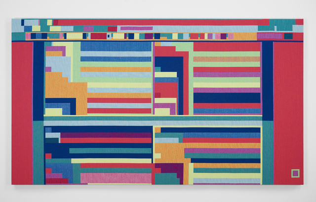 , 'Abstract Browsing 17 03 04 (Google Docs),' 2017, Postmasters Gallery
