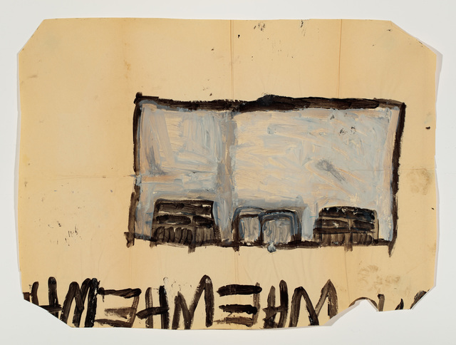, 'Untitled, (No. 4),' 1972-1980, Ricco/Maresca Gallery