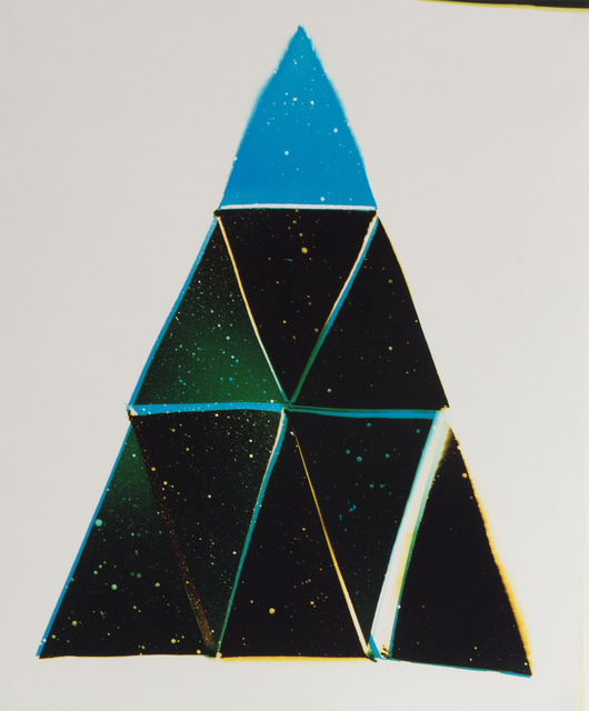 , 'Galaxy Mountain,' 2018, David B. Smith Gallery