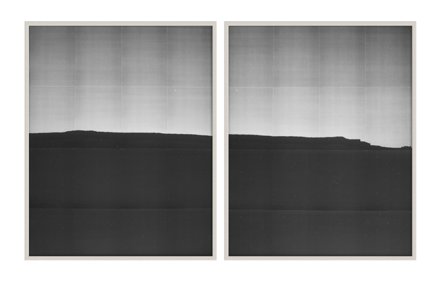 , 'Untitled 1310 p1+p2, Diptych,' 2013, Taik Persons