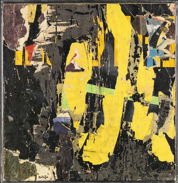 , 'Senza titolo,' 1957, Robilant + Voena