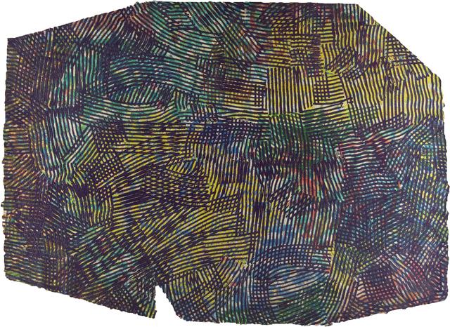 Sam Gilliam, 'Lattice', 1982, Heather James Gallery Auction