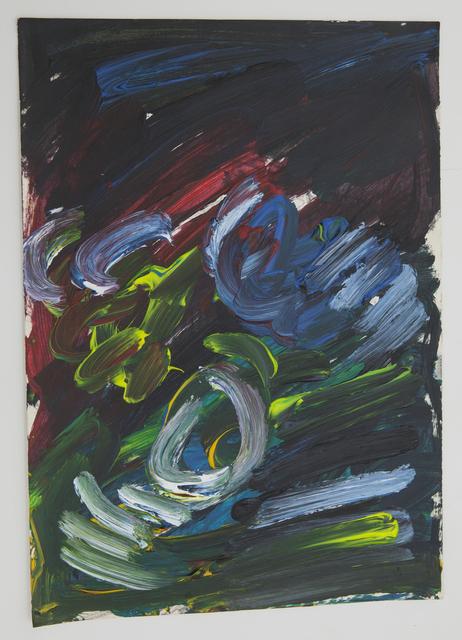, 'Acrylic,' 2008, Gallery Isabelle van den Eynde
