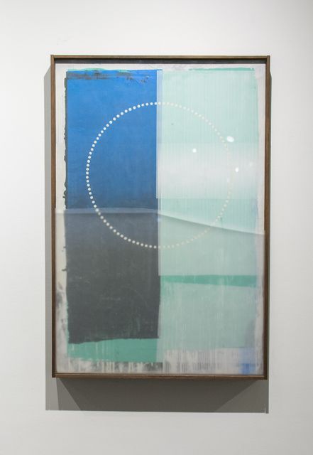 , 'Radiant 1,' 2016, Joseph Gross Gallery