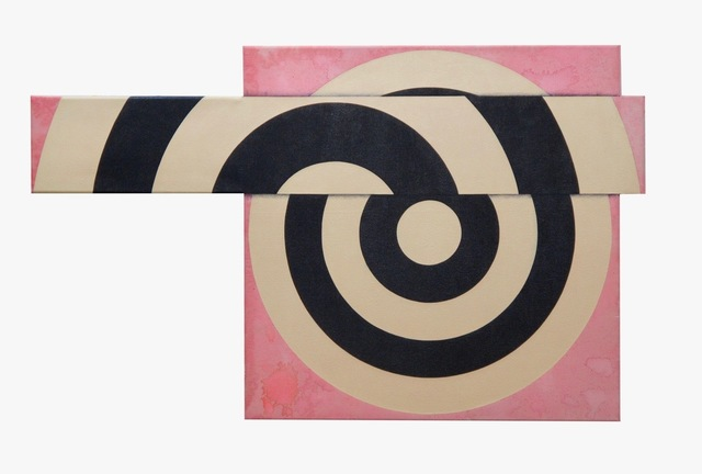 , 'Concentric dramas ,' 2018, KIRK Gallery