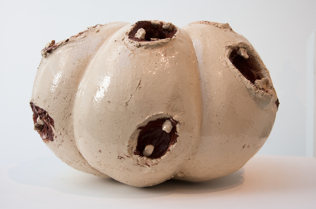 , 'Pumpkin,' 2010, PLUTSCHOW GALLERY