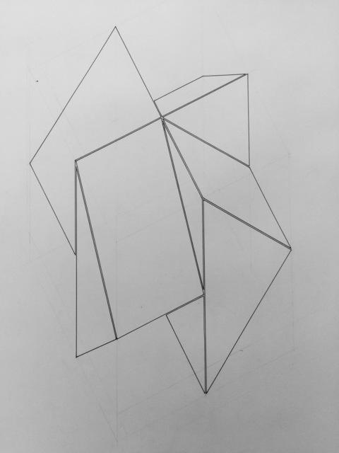 , 'Monotone 06,' 2017, India Dickinson