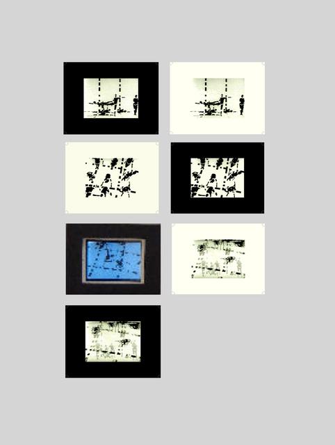 , 'M 3x3,' 1973, Anita Beckers