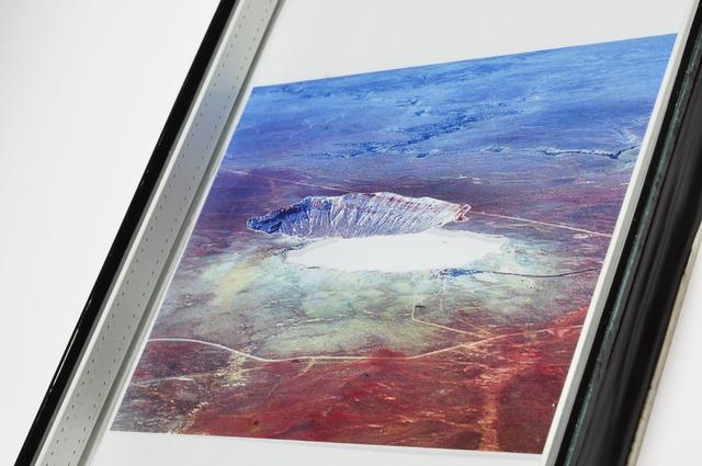 , 'Crater1,' 2013, Cob
