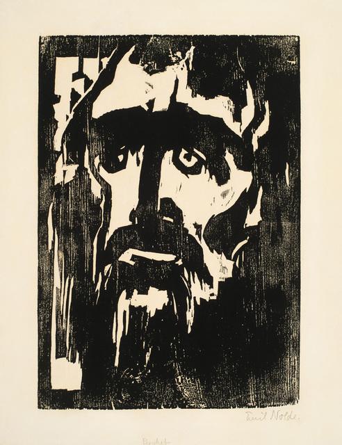 , 'Prophet,' 1912, Charles Nodrum Gallery