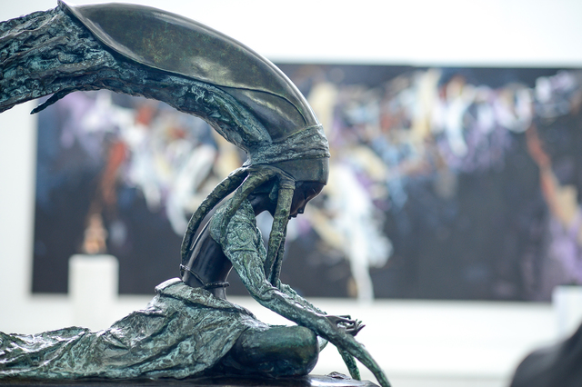 , 'Sea Inside,' 2013, OSTASHOV sculpture