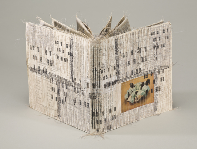 , 'Frankenboro Book, No. 1 (from KEEP: Modern Library Series),' 2015, Seager Gray Gallery
