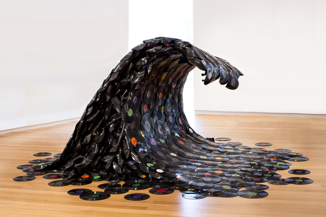 , 'Sound Wave,' 2007, Mark Moore Fine Art