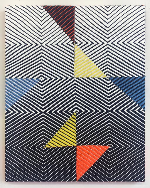 , 'Untitled,' 2017, Morgan Lehman Gallery