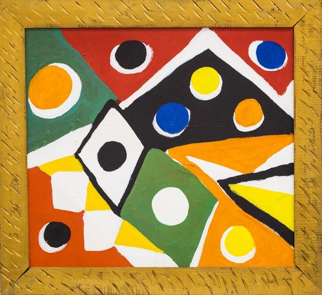 , 'Bamaliki,' 1988, Rosamund Felsen Gallery
