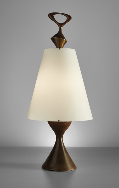 Max Ingrand, 'Table lamp', circa 1956, Phillips