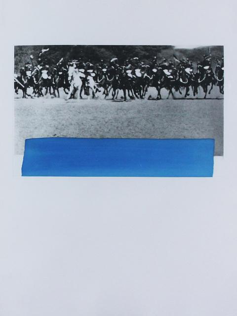 John Baldessari, 'Cavalry', 1986, Kenneth A. Friedman & Co.