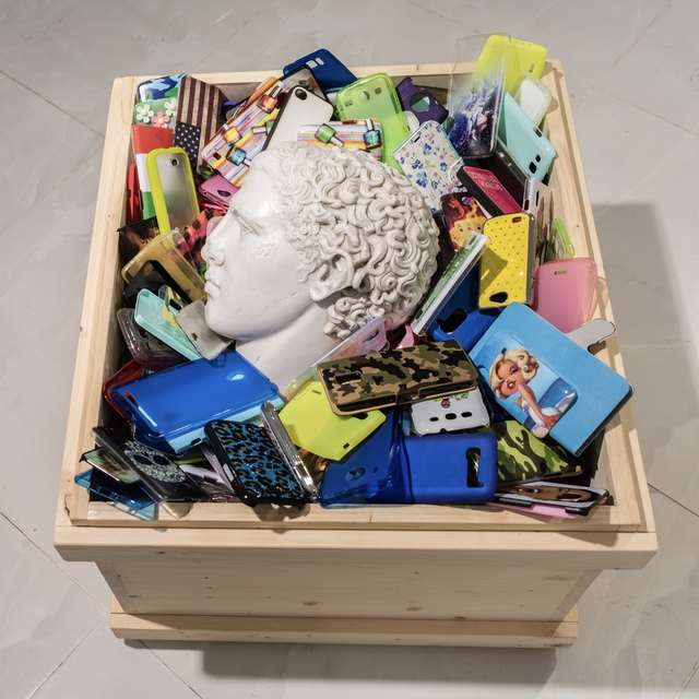 , 'Shell,' 2019, SimonBart Gallery
