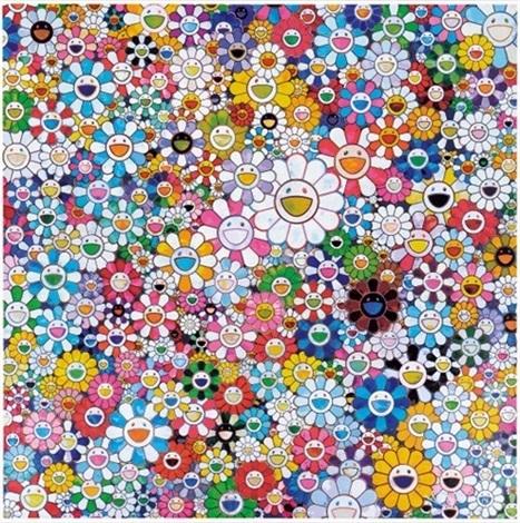 Takashi Murakami, 'When I Close My Eyes, I See Shangri-La', 2012, MSP Modern
