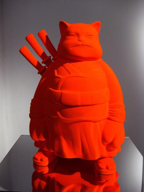 , 'Samarai Cat ,' , ZK Gallery