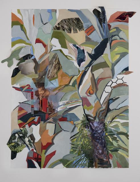 , 'The Hidden Secrets of Trees II,' 2018, Walter Wickiser Gallery