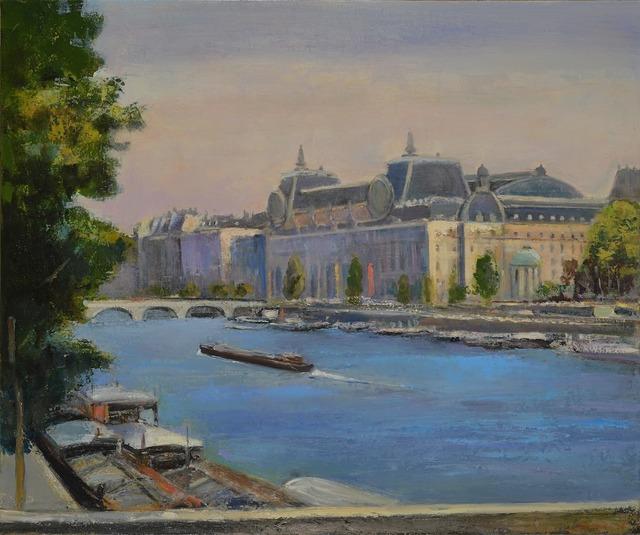 , 'Musée d'Orsay,' 2014, Madelyn Jordon Fine Art