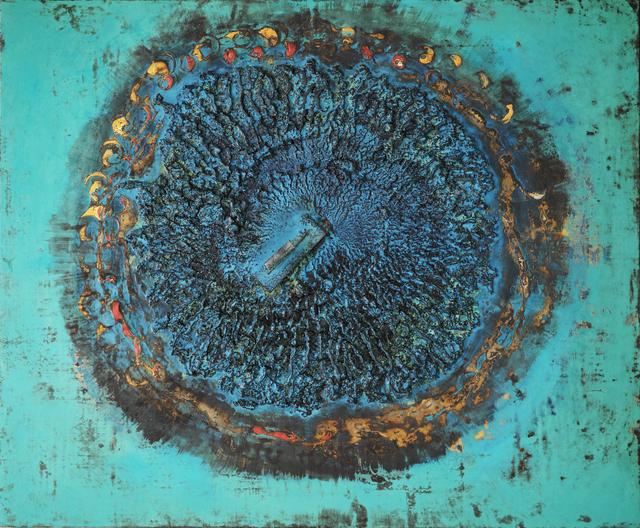 , 'A-12,' 2018, Amy Li Gallery