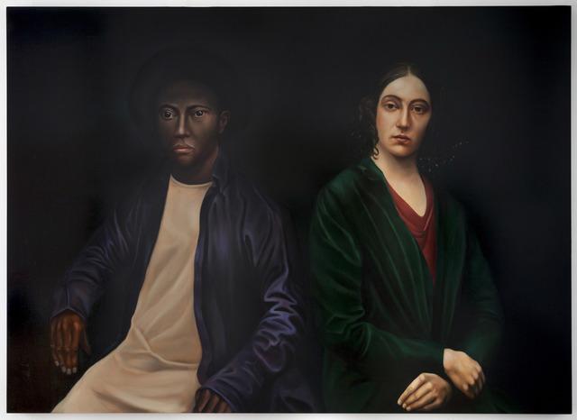 , 'R.A.H.,' 2016, Galerie Nathalie Obadia