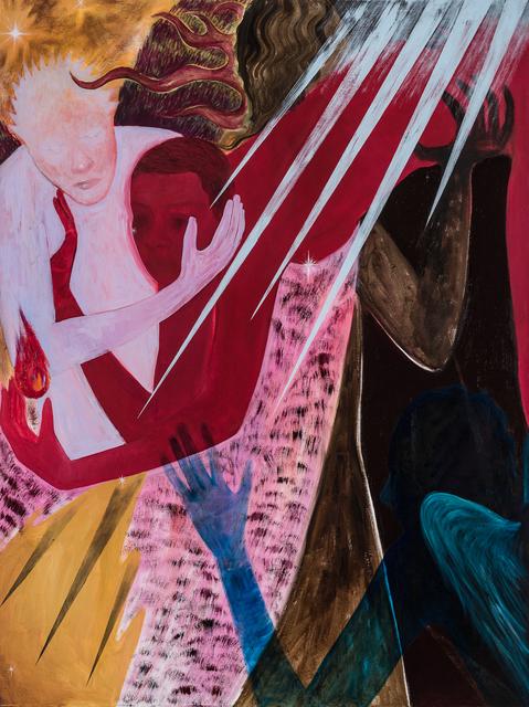 , 'Pass Me Not,' 2018, Shulamit Nazarian