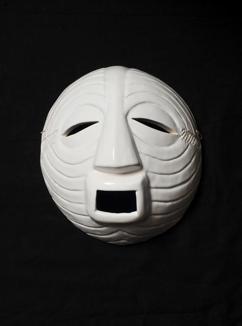 , 'Mask #4,' 2012, Officine dell'Immagine