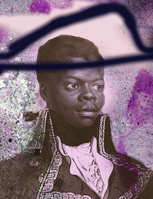 , 'Toussaint Louverture,' 2019, The Pill