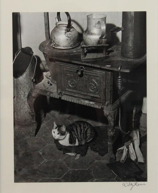 , 'La Cahnson du Chat 2,' 1994, Fólio Livraria