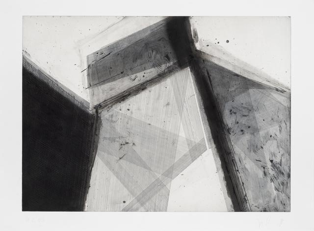 José Pedro Croft, 'Sin título', 2017, Proyecto Paralelo