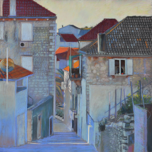 ", '""Light"" Hvar, Croatia,' , Peninsula Gallery"