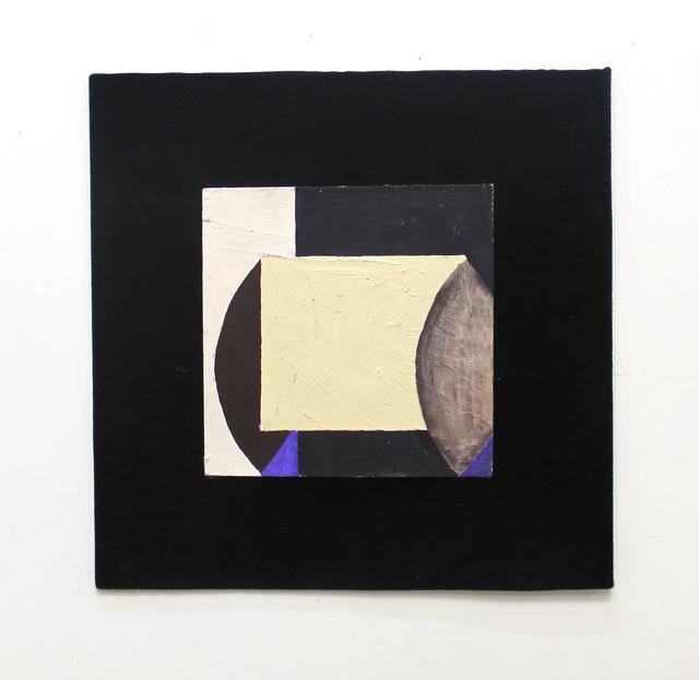 Julia Rooney, 'Pointip (black)', 2019, Zeit Contemporary Art