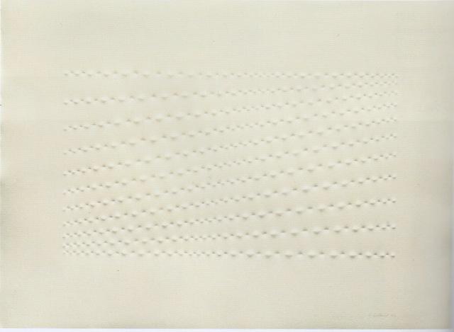 , 'Untitled,' 1981, Erica Ravenna Fiorentini Arte Contemporanea