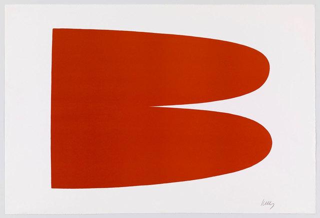 , 'Red Orange III.3,' 1964, Robert Fontaine Gallery