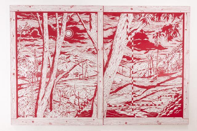, 'Window #2,' 2013, Micheko Galerie
