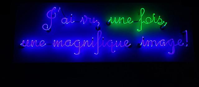 , 'J'ai vu, une fois,' 2013, Galerie Antoine Ertaskiran