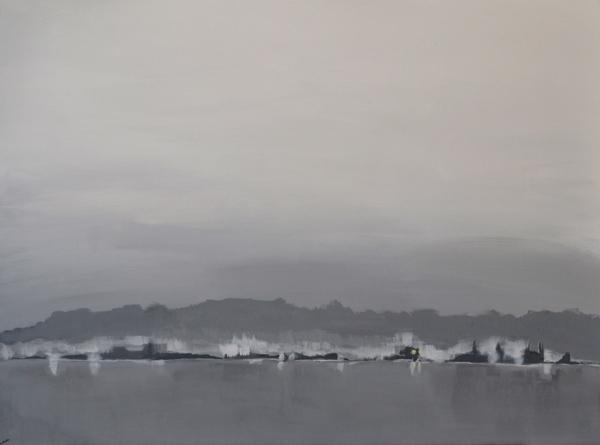 Rosalba Arcilla, 'VIEW TO KÜSNACHT ZÜRICH', 2015, ARTBOX.GALLERY