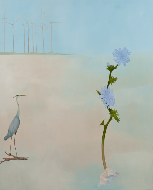 , 'Wind Farm,' 2015, Richard Levy Gallery