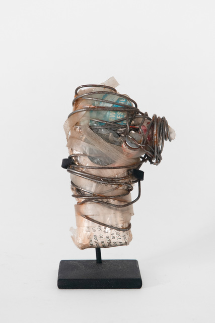 Philadelphia Wireman, 'Untitled (Wire, Found Objects)', n.d. (1960–1970s), Sculpture, Wire, found objects, Fleisher/Ollman