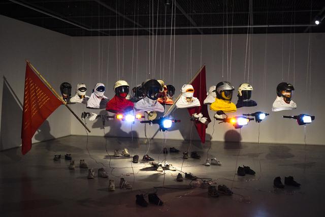 , 'Power Unit,' 2015, Arario Gallery