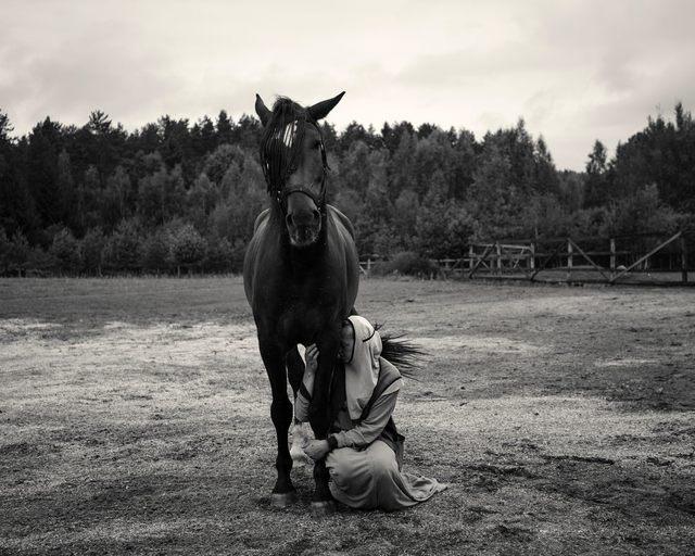 , 'Untitled (from the series Vera),' 2018, HackelBury Fine Art