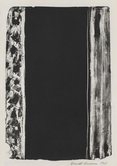 , 'Untitled,' 1961, Susan Sheehan Gallery