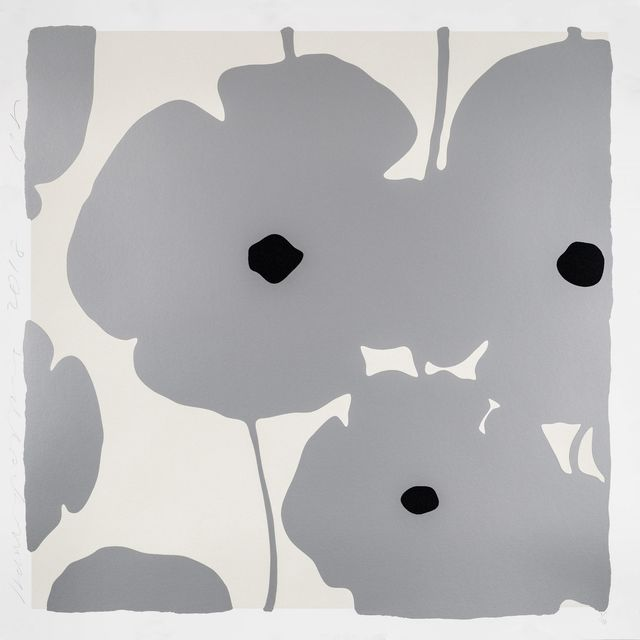 , 'Silver Poppies 2018,' 2018, Vertu Fine Art
